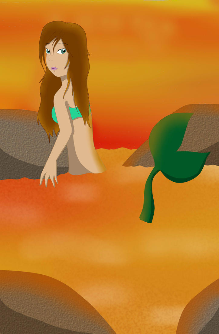 mermaid by nerea14