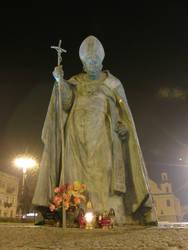Pope John Paul II -Czestochowa by DreamingRabit