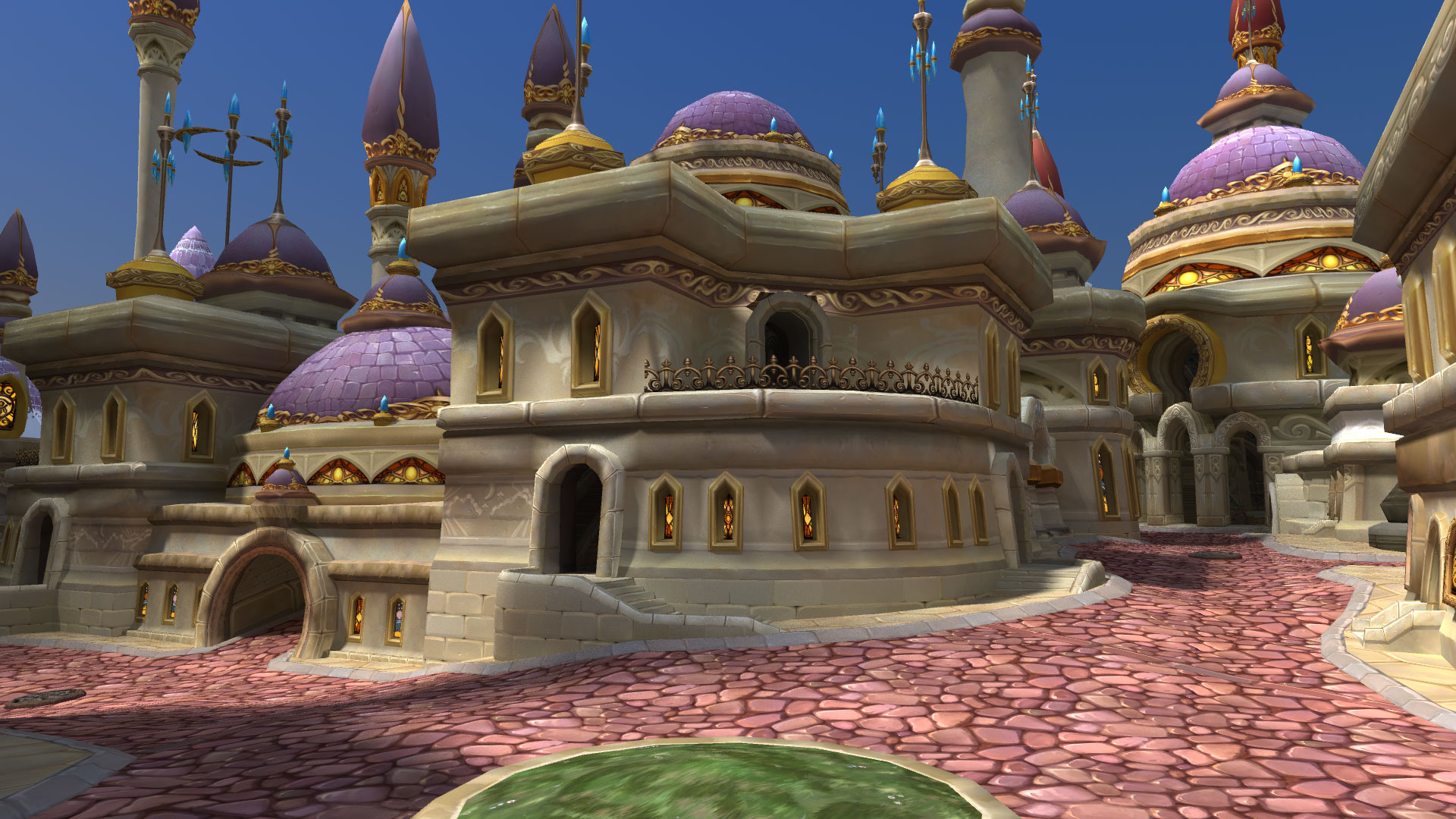 how to get to new dalaran from orgrimmar