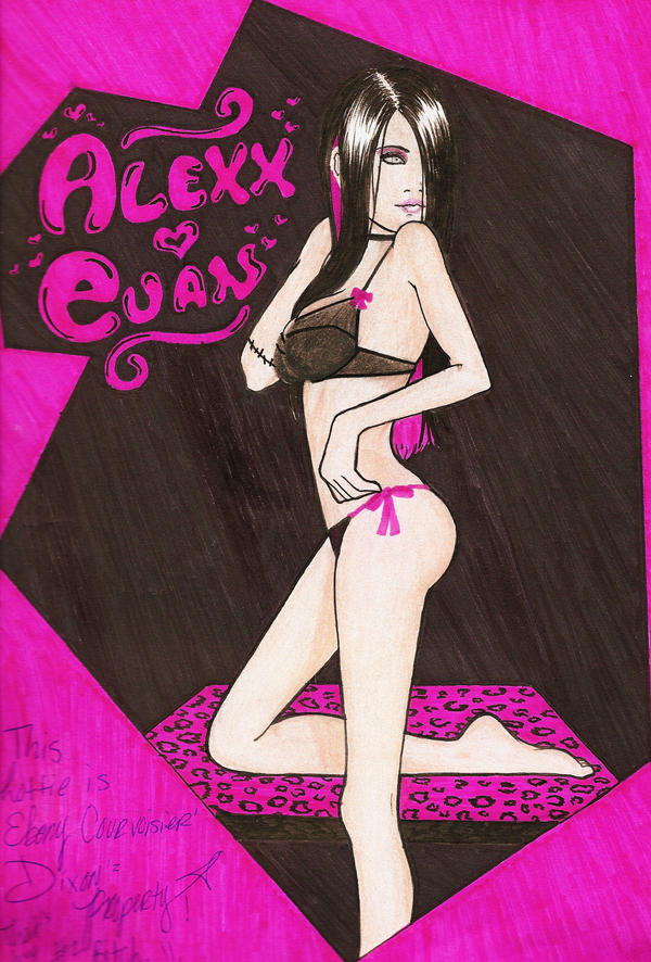 Alexx Evan by AliciaEvan