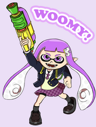Woomy! by SinOwl