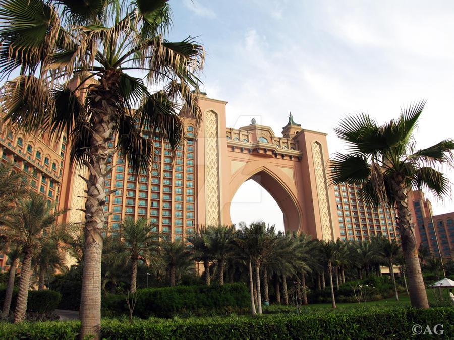 Atlantis Gates by abdulhamid-alattar