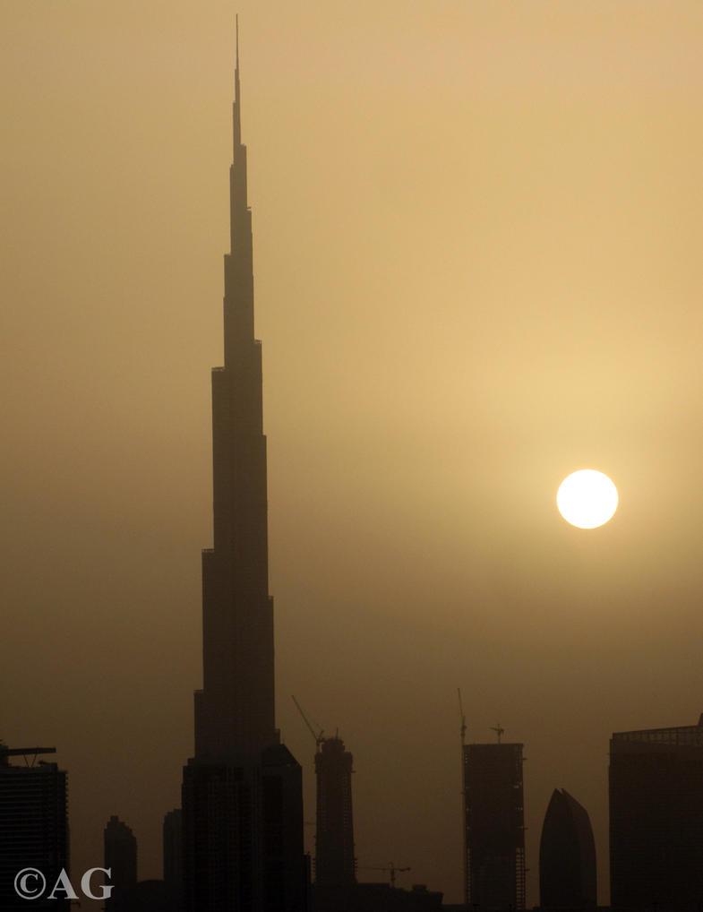 Sunset by abdulhamid-alattar