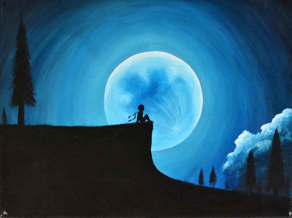 Solitude by abdulhamid-alattar