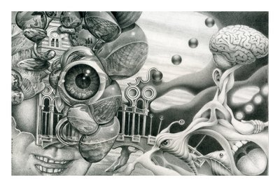 The Central Scrutinizer by TheExquisiteCorpse