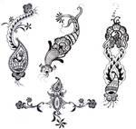 Henna Tattoo Desings