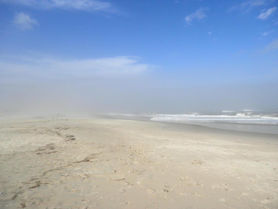 Calming Sands 1 - Stock