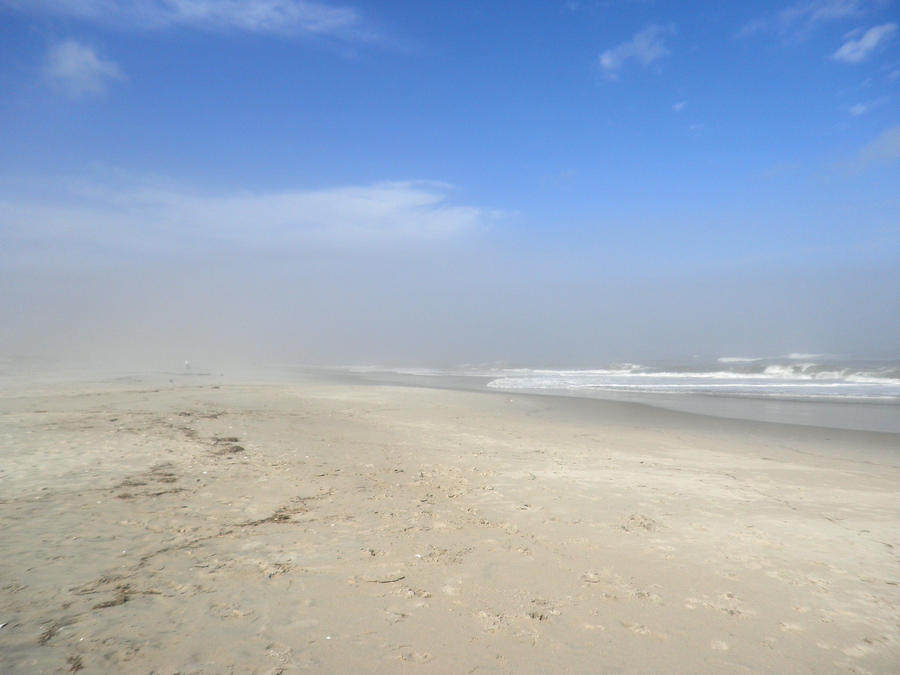 Calming Sands 1 - Stock by Thy-Darkest-Hour