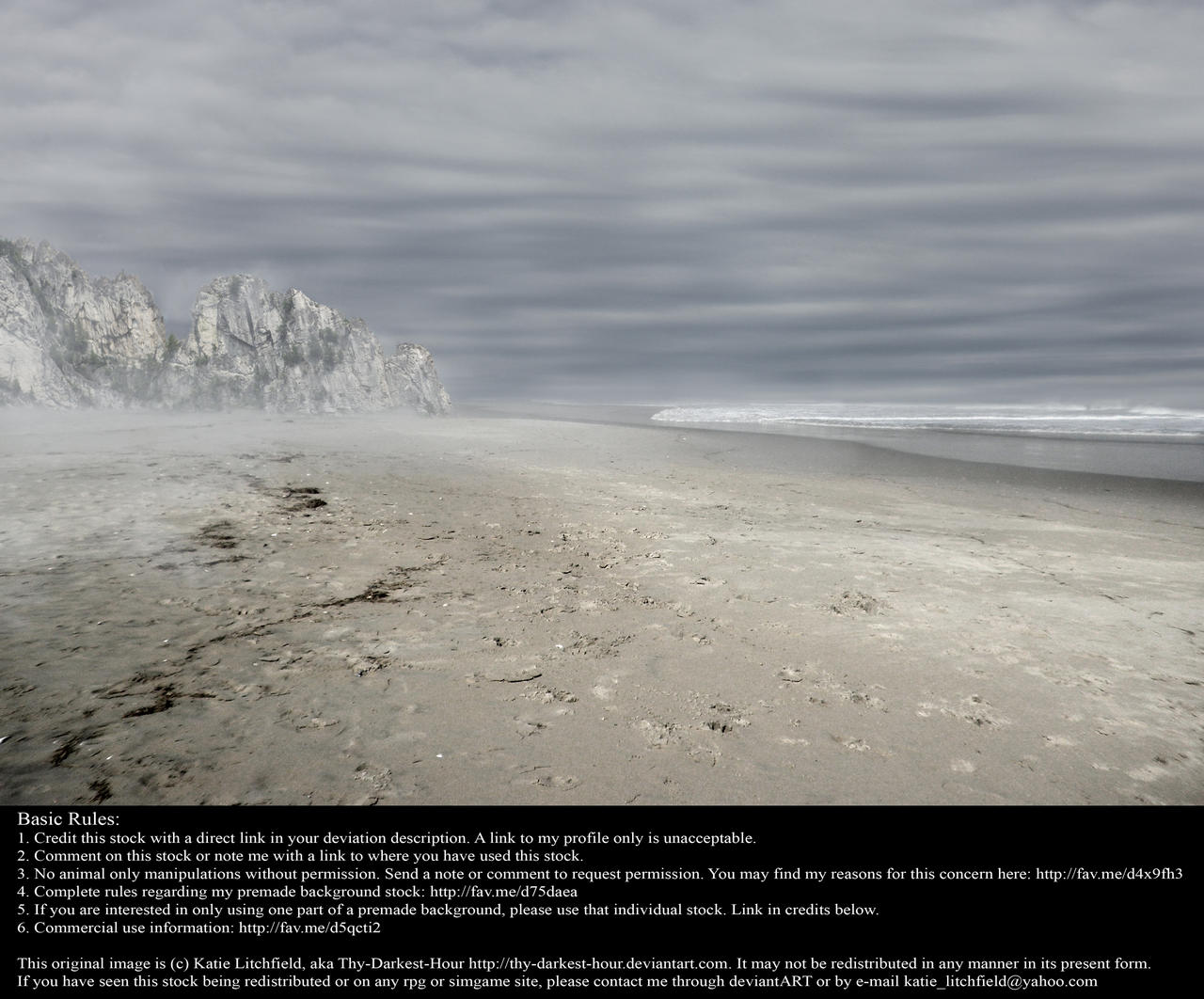 Edge of Desolation - Stock