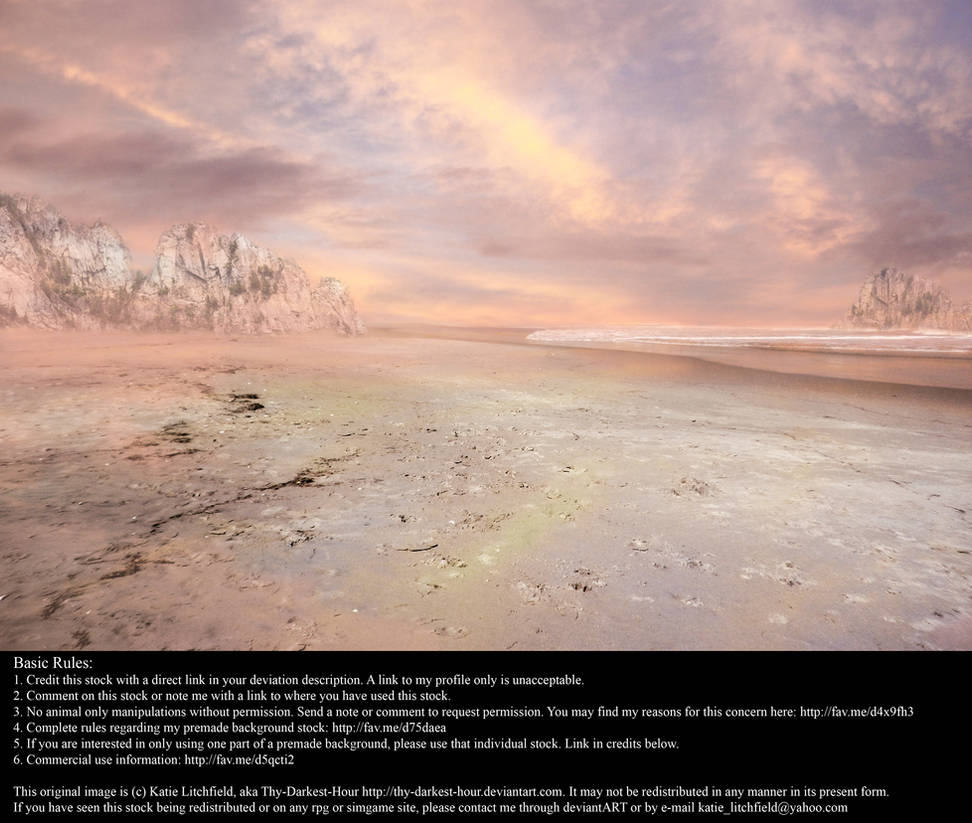 Sunset Seas - Stock by Thy-Darkest-Hour