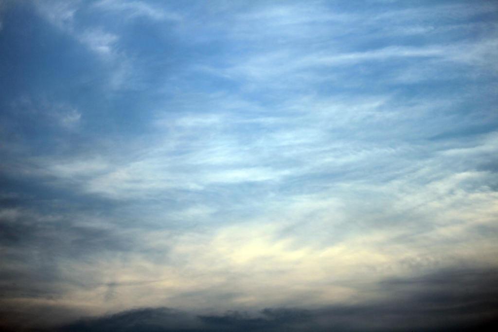 Blue Skies 01 - Stock