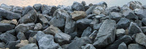 Rock Wall - Stock