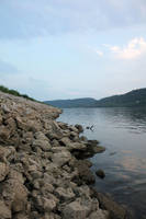 River Rocks 05 by Thy-Darkest-Hour