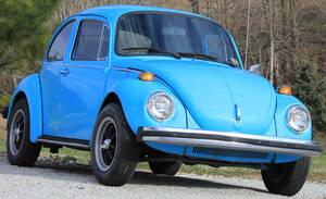 Blue 1976 Volkswagon 01 by Thy-Darkest-Hour