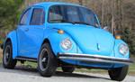 Blue 1976 Volkswagon 01