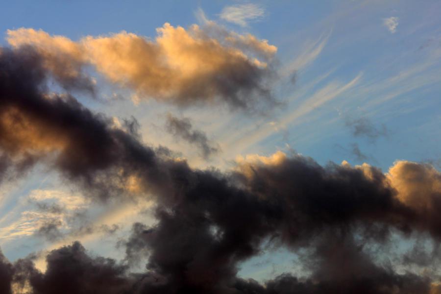 Sunset Prior Jan 23 03 by Thy-Darkest-Hour