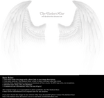 Winged Fantasy - White
