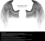 Winged Fantasy - Silver