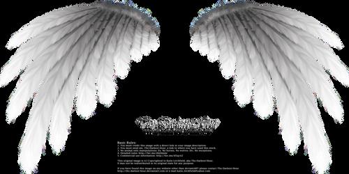 Simplistic Wing - Silver