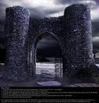 Castle Gates - Stock
