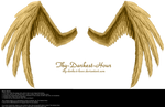 Fiction Wings - Golden