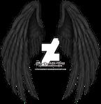 Winged Fantasy Black - Premium PSD Download