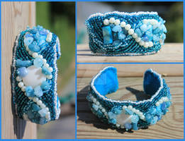 Blue Moon - Cuff - For Sale!