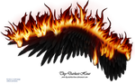 Wings on Fire - Black 02