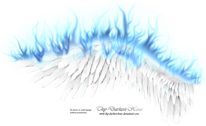 Wings on Fire - White 01