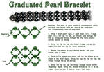 Graduated Peal Bracelet - Free Tutorail