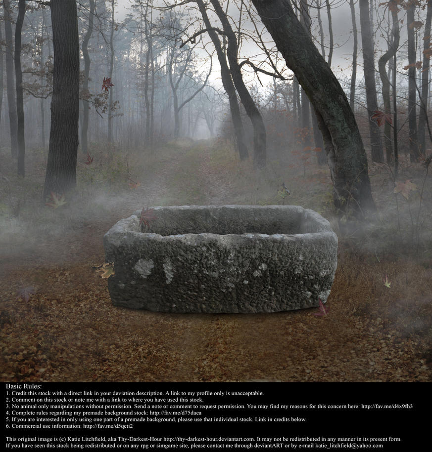 Autumn - Premade Background by Thy-Darkest-Hour