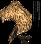 Wings of Fancy - Golden
