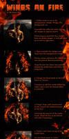 Wings on Fire Tutorial by Thy-Darkest-Hour