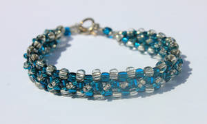 Turquoise Blue Bracelet - For Sale by Thy-Darkest-Hour