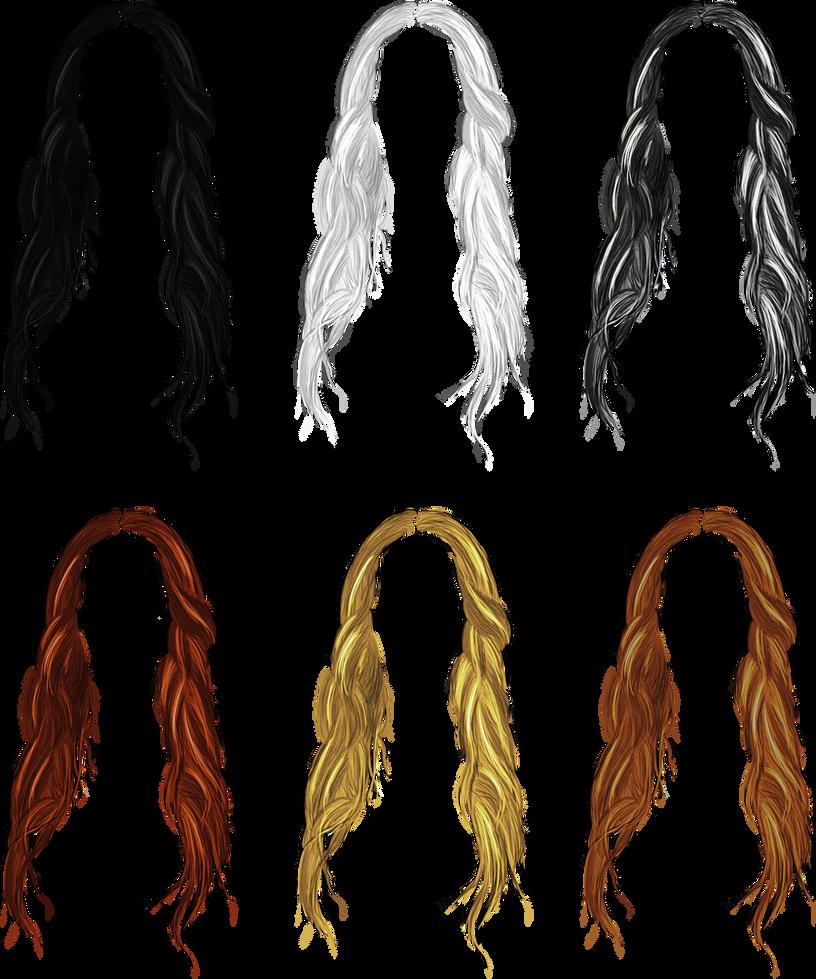 Hair Stocks 08 by Thy-Darkest-Hour