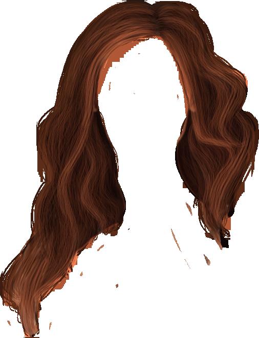 hair png - photo #31