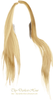 Hair PNG 12 by Thy-Darkest-Hour