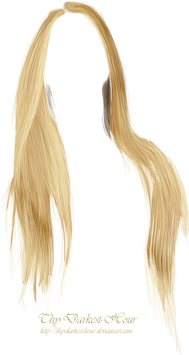 Hair PNG 12 By Thy-Darkest-Hour On DeviantArt