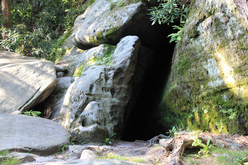 Cave by Thy-Darkest-Hour