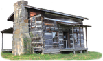 Pioneer Cabin 02 - PNG