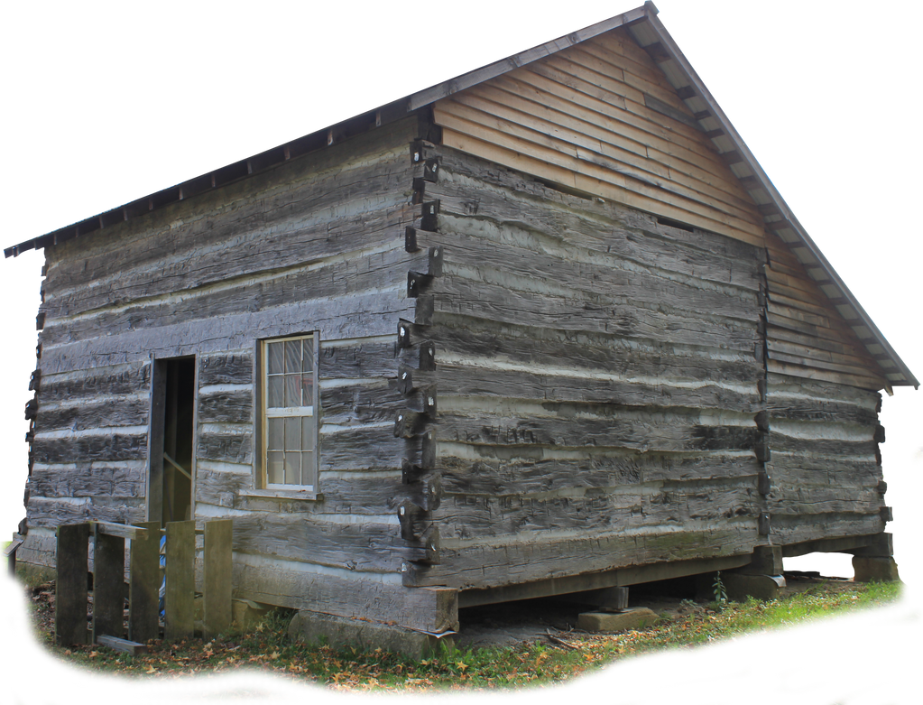 Pioneer cabin png by thy darkest hour on deviantart