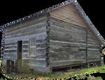 Pioneer Cabin 01 - PNG