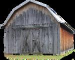 Pioneer Barn - PNG