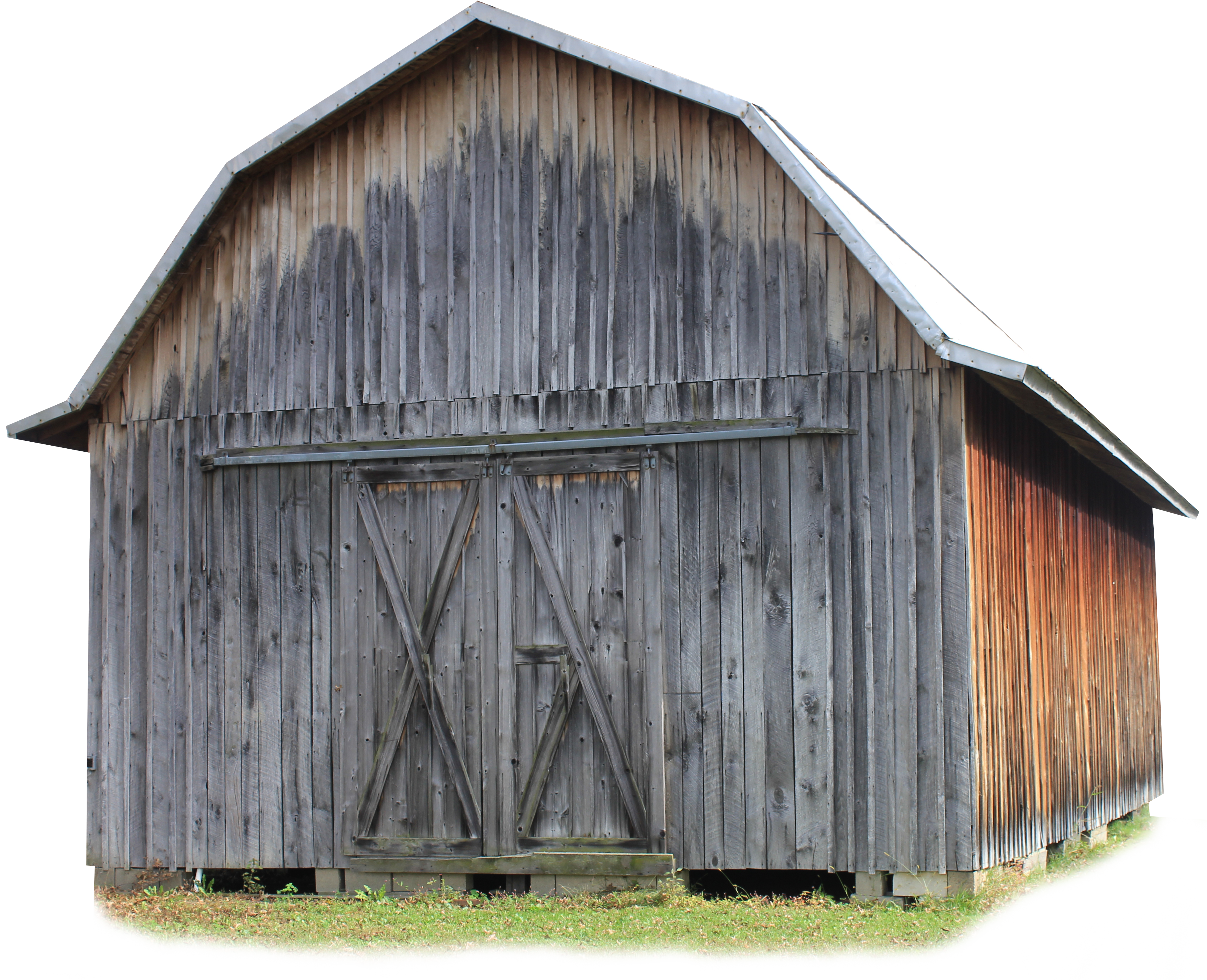 ... Pioneer Barn - PNG by Thy-Darkest-Hour