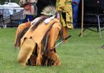 Crouching Native American 01