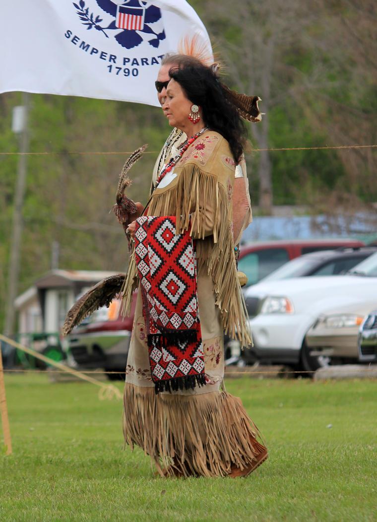 Native American Woman 03 by Thy-Darkest-Hour