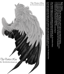 Feathered Demon Wings 01