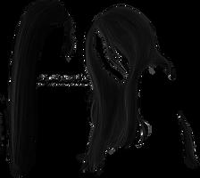 Hair PNG 16