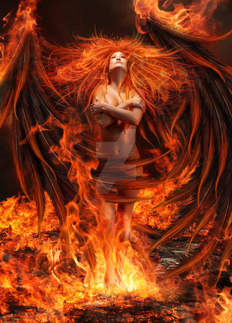 Phoenix - What is Risen by Thy-Darkest-Hour