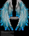 Winged Fantasy V2 - Phoenix Blue